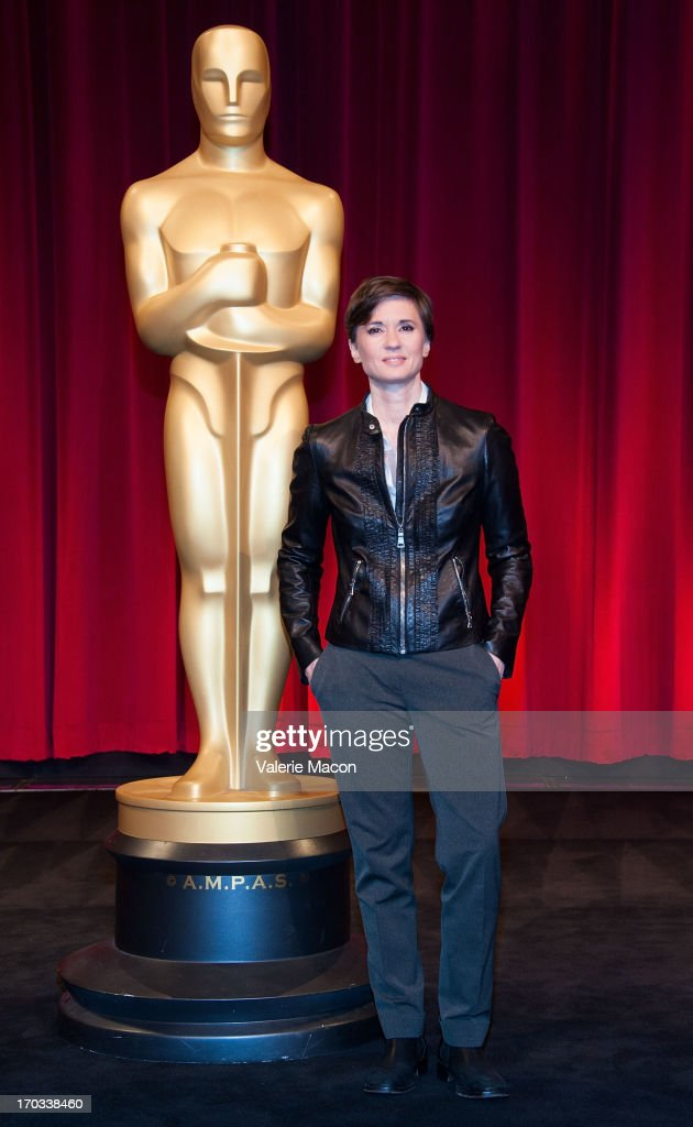Kimberly Peirce attends The Academy Of Motion Picture Arts And Sciences' 40th Annual Student Academy Awards Ceremony at AMPAS Samuel Goldwyn Theater on June 8, 2013 in Beverly Hills, California.