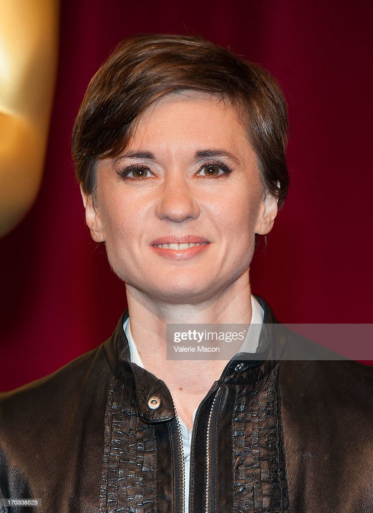 Kimberly Peirce attends The Academy Of Motion Picture Arts And Sciences' 40th Annual Student Academy Awards Ceremony at AMPAS Samuel Goldwyn Theater...