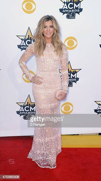 Kimberly Perry of The Band Perry attends the 50th Academy Of Country Music Awards at ATT Stadium on April 19 2015 in Arlington Texas