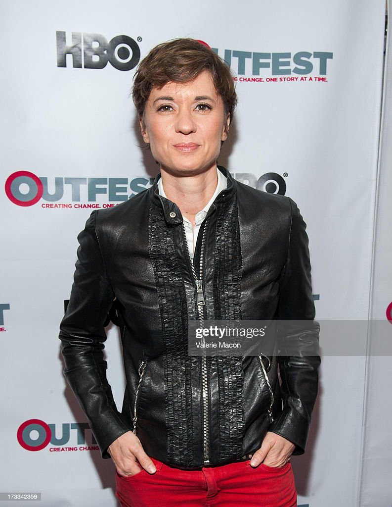 Kimberly Pierce attends the 2013 Outfest Opening Night Gala Of 'C.O.G.' - Red Carpet at Orpheum Theatre on July 11, 2013 in Los Angeles, California.