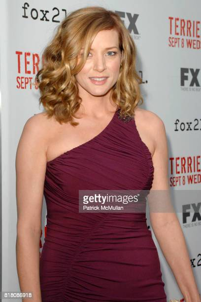 Kimberly Quinn attend Screening Of FX's 'Terriers' at ArcLight Cinemas on September 7th 2010 in Hollywood California