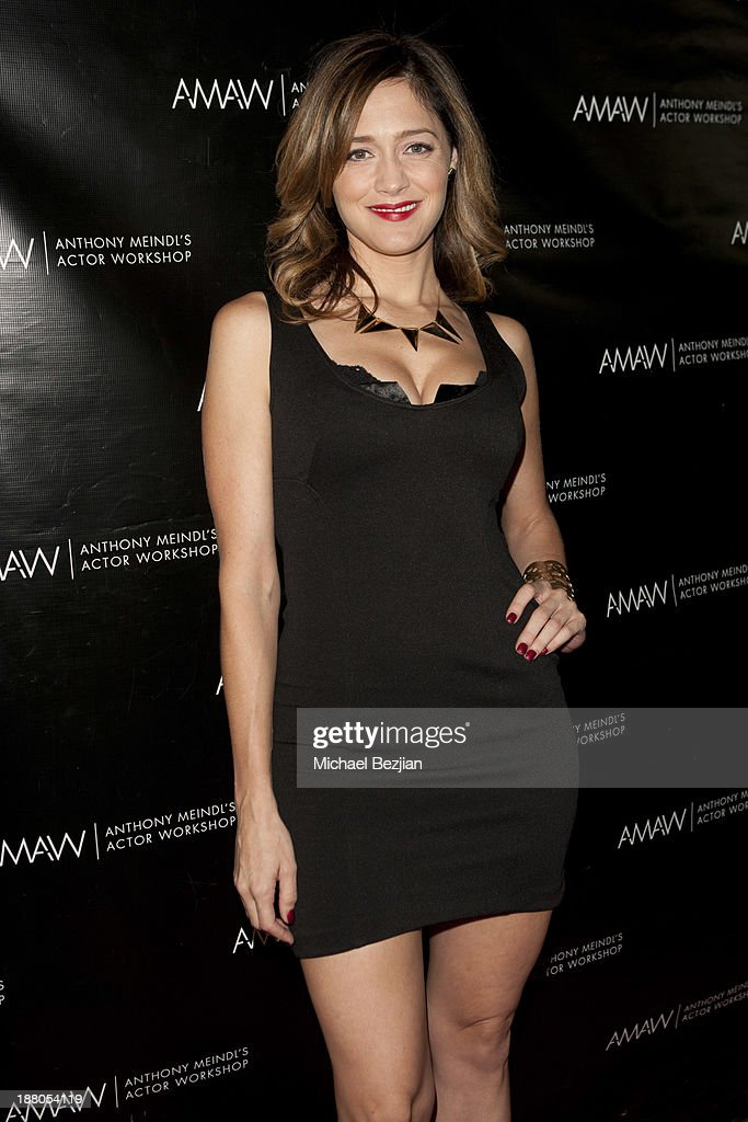 Kimberly Roselani attends Alphabet Soup For Grown-Ups Book Launch Party at Bugatta on November 14, 2013 in Los Angeles, California.