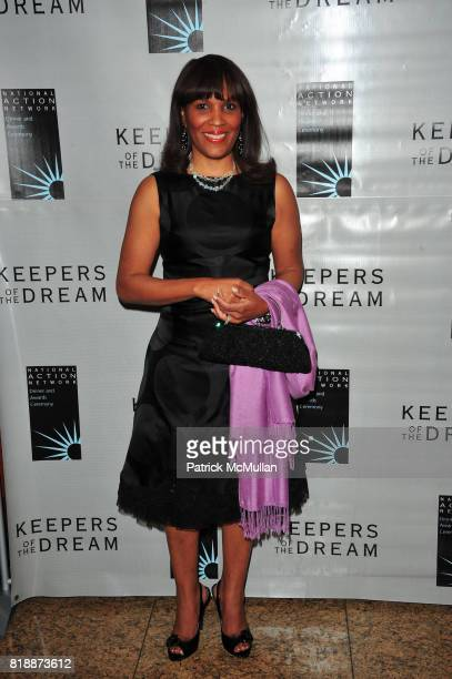 Kimberly Smith attends THE 12th ANNUAL KEEPERS OF THE DREAM AWARDS at Sheraton NY Hotel and Towers NYC on April 15 2010