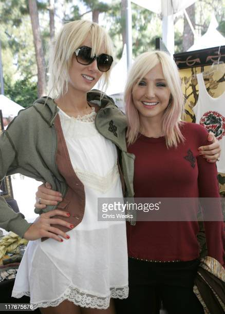 Kimberly Stewart at Eccentric Symphony during Silver Spoon PreEmmy Hollywood Buffet Day 1 in Los Angeles California United States Photo by Chris...