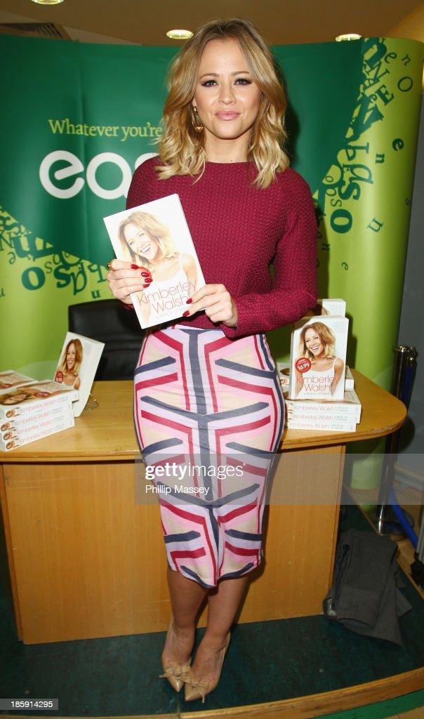 Kimberly Walsh - Book Signing