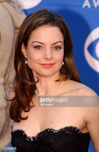 Kimberly Williams during The 44th Annual Grammy Awards at Staples Center in Los Angeles California United States