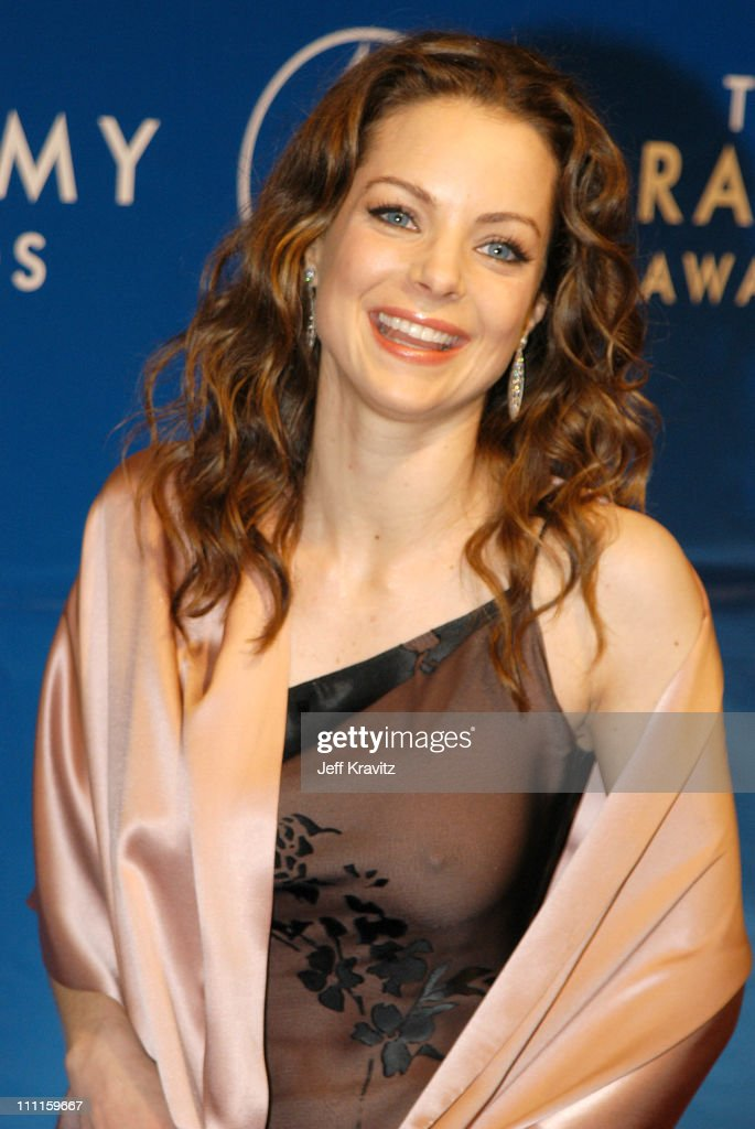 Kimberly Williams during The 45th Annual GRAMMY Awards - Arrivals at Madison Square Garden in New York, NY, United States.