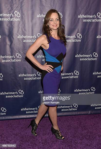 Kimberly WilliamsPaisley attends the 23rd Annual 'A Night At Sardi's' To Benefit The Alzheimer's Association at The Beverly Hilton Hotel on March 18...
