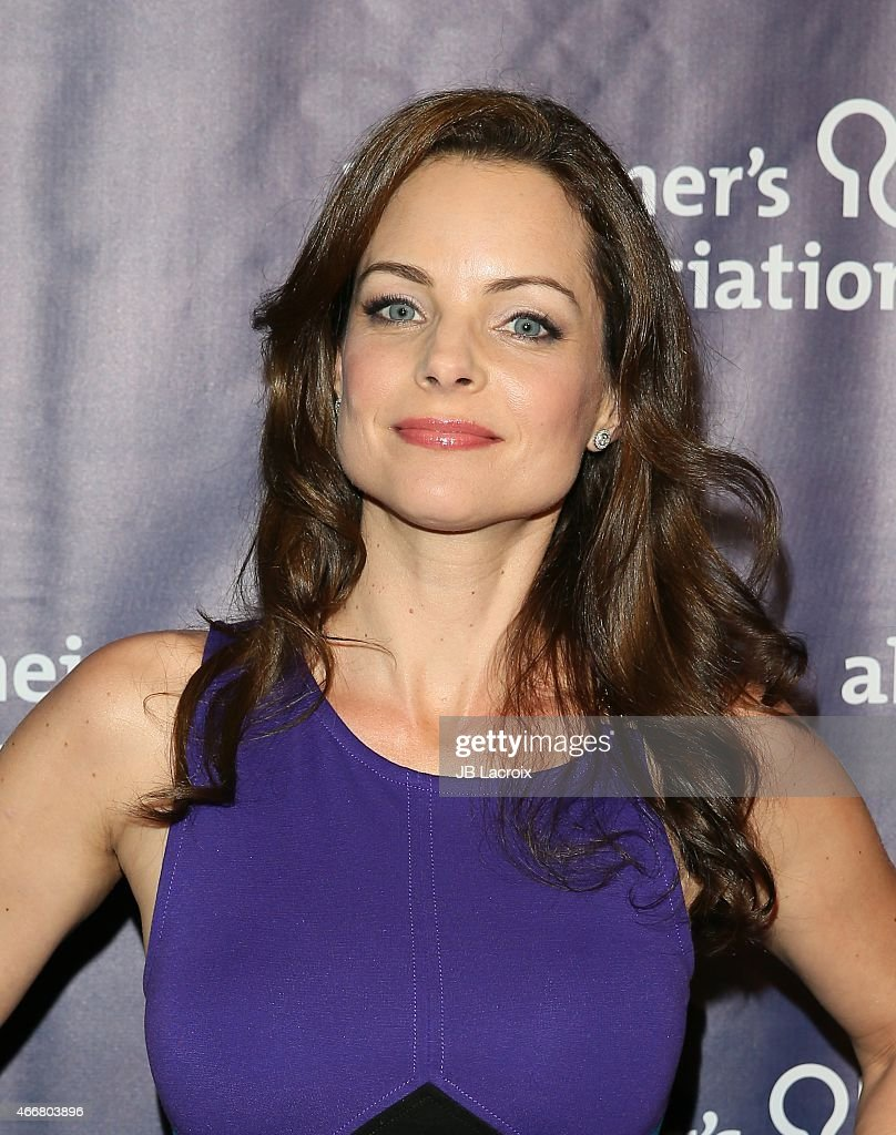 Kimberly Williams-Paisley attends the 23rd Annual 'A Night At Sardi's' To Benefit The Alzheimer's Association at The Beverly Hilton Hotel on March 18, 2015 in Beverly Hills, California.
