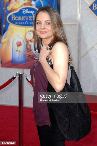 Kimberly WilliamsPaisley attends WALT DISNEY STUDIOS HOME ENTERTAINMENT HOSTS A SINGALONG PREMIERE OF BEAUTY AND THE BEAST at El Capitan Theatre on...