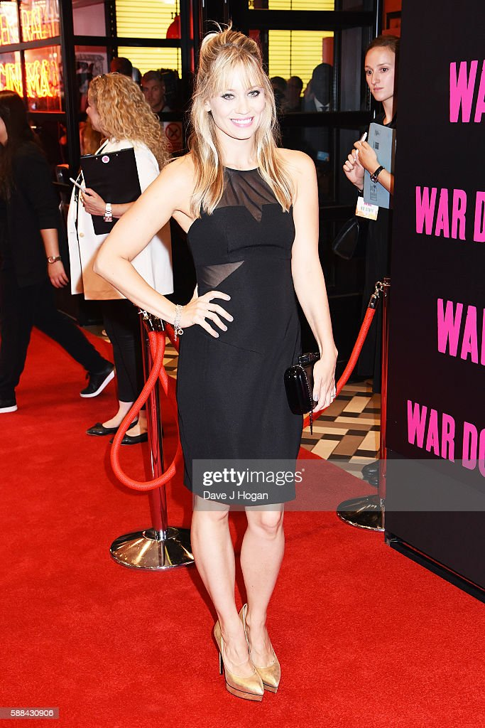 """War Dogs"" - Special Screening - VIP Arrivals"