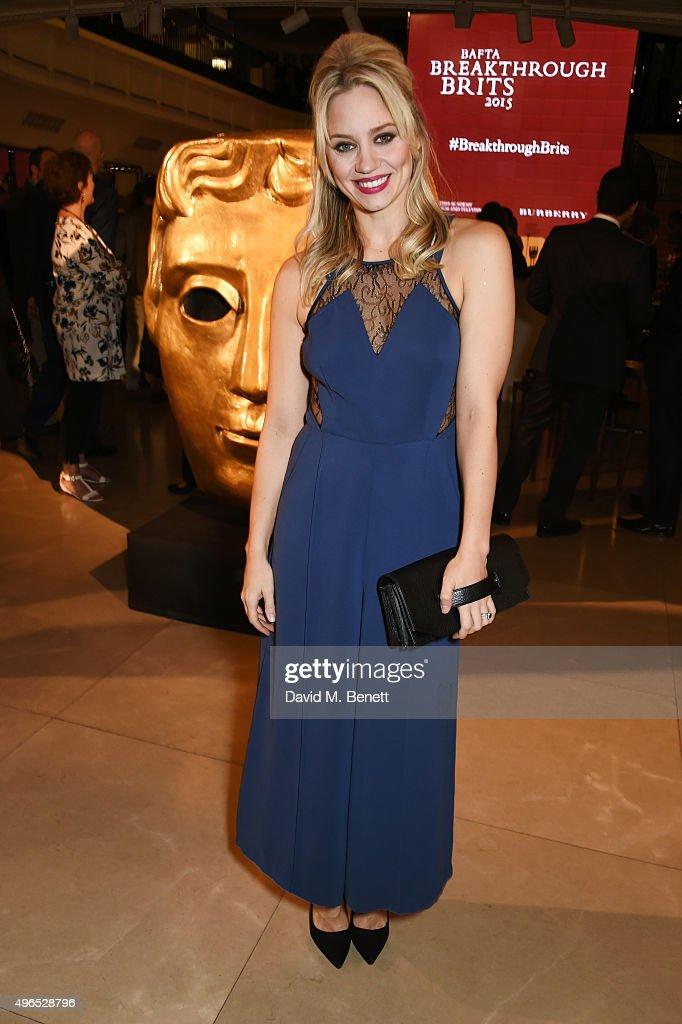 BAFTA Celebrates Breakthrough Brits At Burberry - Inside