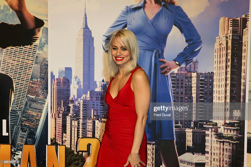 <a gi-track='captionPersonalityLinkClicked' href=/galleries/search?phrase=Kimberly+Wyatt&family=editorial&specificpeople=678958 ng-click='$event.stopPropagation()'>Kimberly Wyatt</a> attends the UK film premiere of 'Anchorman 2: The Legend Continues' at Vue West End on December 11, 2013 in London, England.