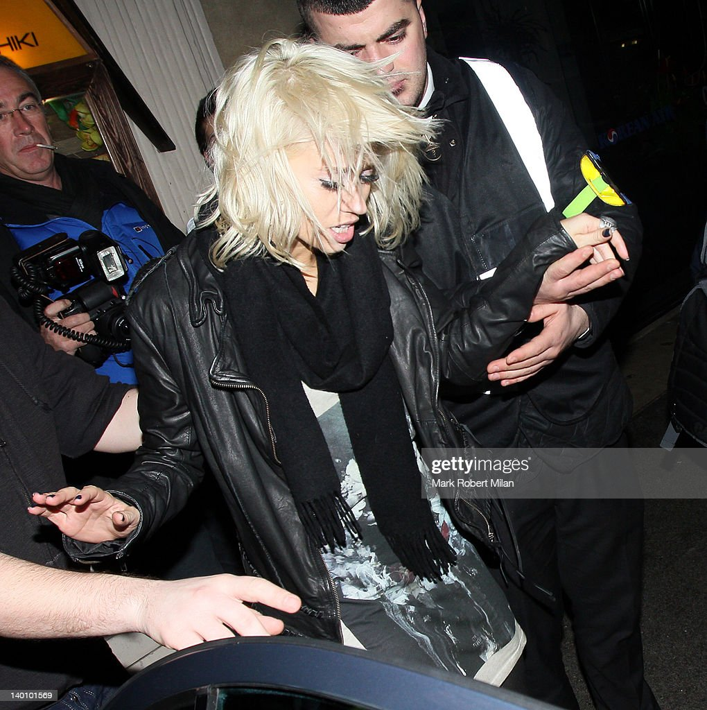 <a gi-track='captionPersonalityLinkClicked' href=/galleries/search?phrase=Kimberly+Wyatt&family=editorial&specificpeople=678958 ng-click='$event.stopPropagation()'>Kimberly Wyatt</a> seen leaving Mahiki night club on February 27, 2012 in London, England.