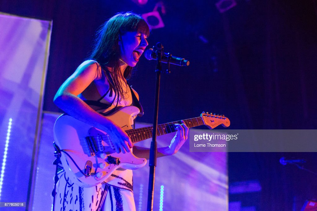 Kimbra Performs At The Islington Assembly Hall