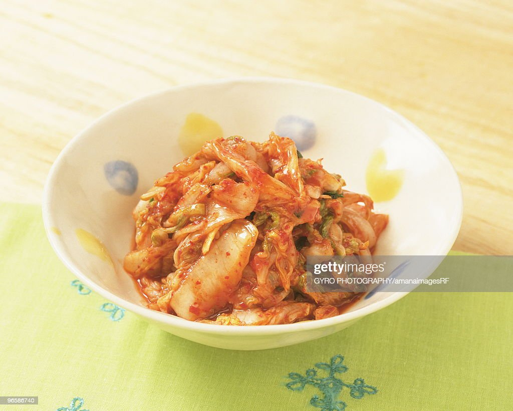 Kimchee : Stock Photo