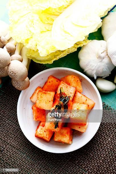 kimchi,kkakdugi image,korea food