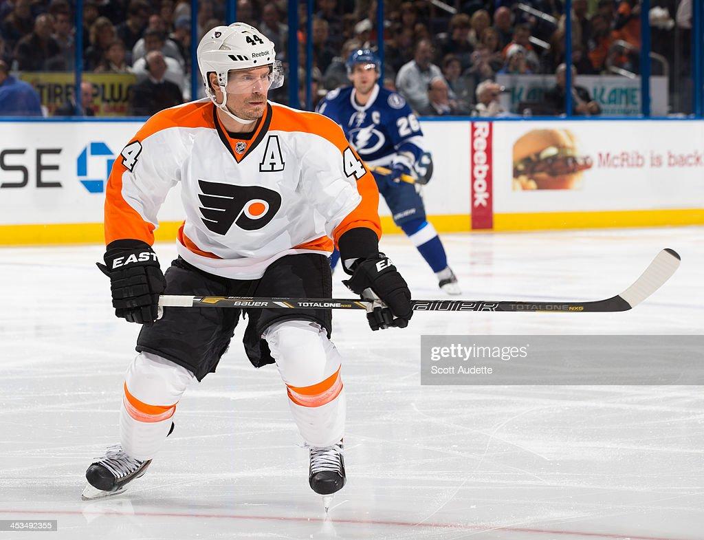 Philadelphia Flyers v Tampa Bay Lightning Photos and Images