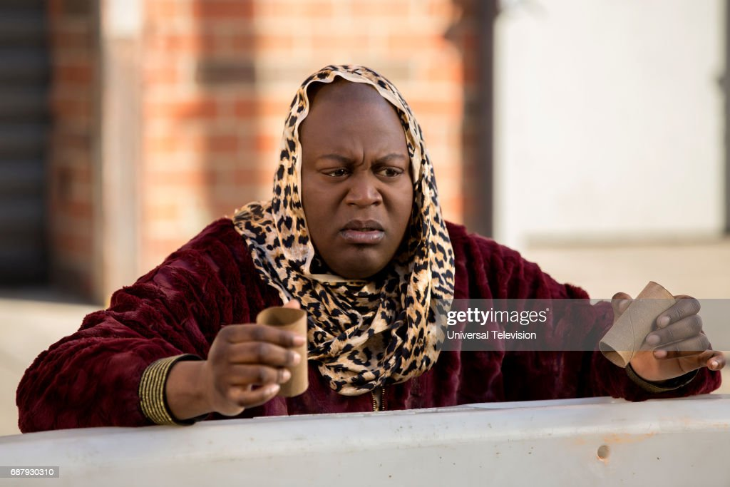 SCHMIDT -- 'Kimmy Bites an Onion!' Episode 313 -- Pictured: Tituss Burgess as Titus Andromedon --