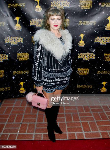 Kimmy Robertson attends the 43rd Annual Saturn Awards at The Castaway on June 28 2017 in Burbank California