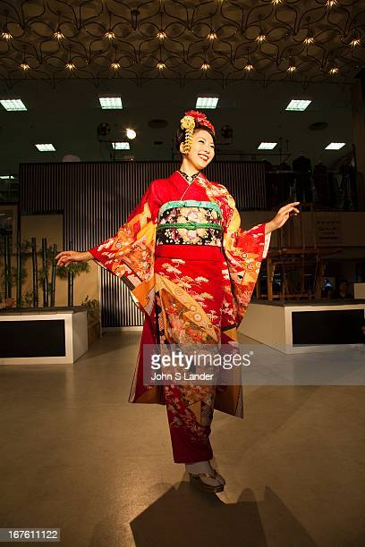 Kimono are made of silk and normally very expensive though there is now a thriving market in secondhand kimono Nowadays they are worn at formal or...