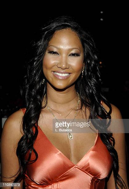 Kimora Lee Simmons during American Women in Radio Television 30th Annual Gracie Allen Awards Inside at New York Marriot Marquis Hotel in New York...