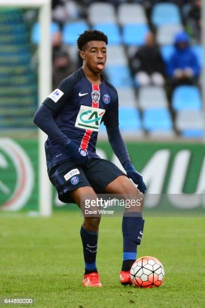 Kimpembe PRESNEL Wasquehal / PSG 32es Coupe de France Photo Dave Winter / Icon Sport