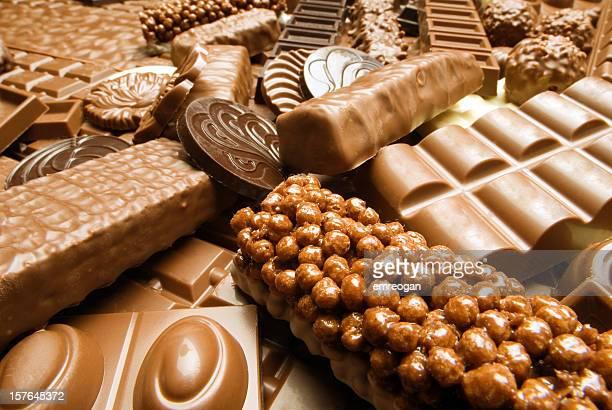 Kind of chocolate