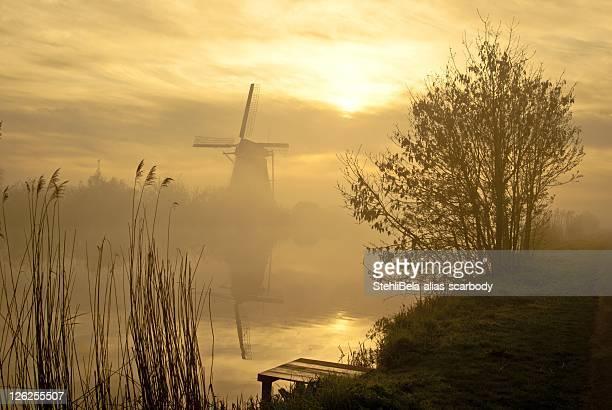 Kinderdijk-WorldHeritage