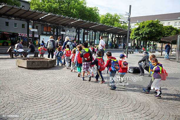 Kindergarten Ausflug Reise