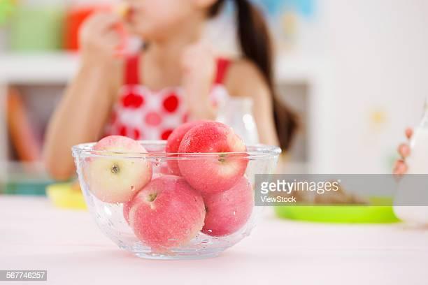 Kindergarten diet