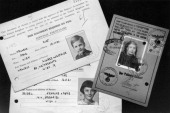 Kindertransport documents c1939 The CBF discovered these documents in 1994 They show photographs and details for three children who were brought to...