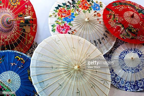 Kinds of Umbrellas