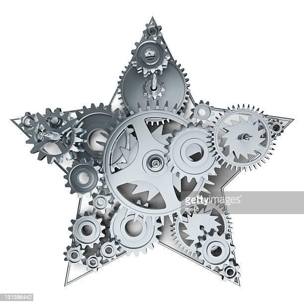 kinematic gears star