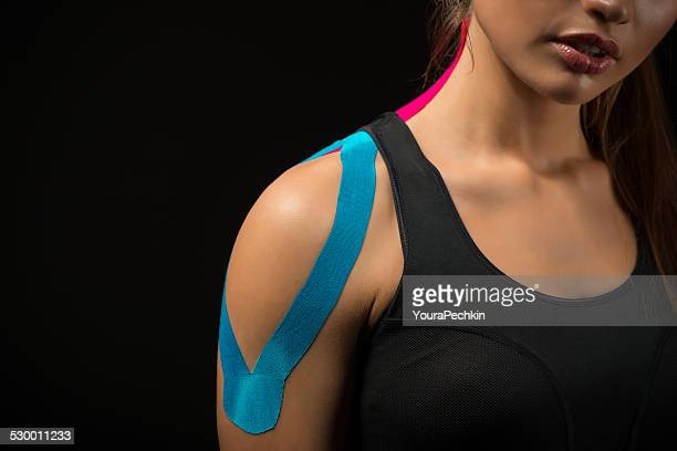 a study of the effects of kinesio tape on the human body The purpose of this study was to determine the effects of kinesio tape on the pain and range of motion the shoulder is one of the most moveable joints in the human body, and effects of kinesio tape on injured rather than healthy individuals (thelen.