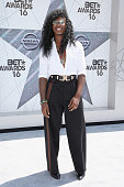King attends the 2016 BET Awards at the Microsoft Theater on June 26 2016 in Los Angeles California