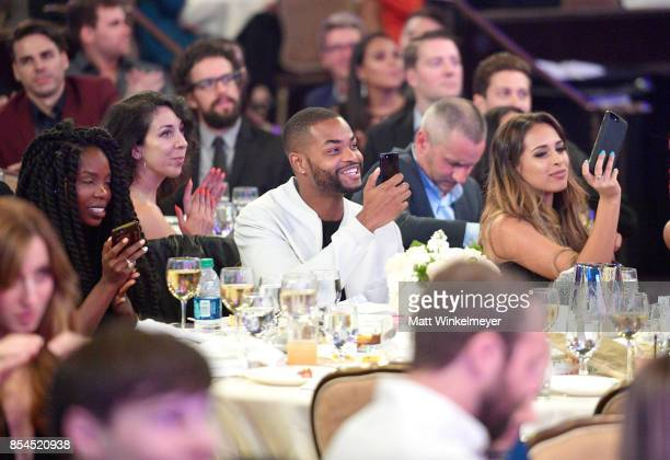 King Bach at the 2017 Streamy Awards at The Beverly Hilton Hotel on September 26 2017 in Beverly Hills California