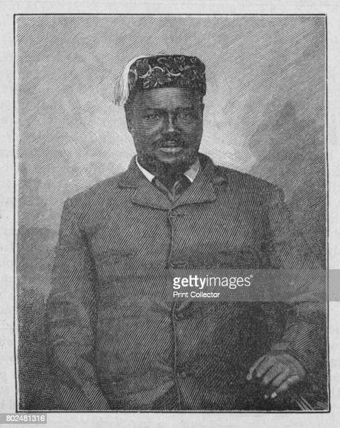 King Cetewayo' 1902 Cetshwayo Kampande King of the Zulu Kingdom After Crewes From Battles of the Nineteenth Century Vol I [Cassell and Company...