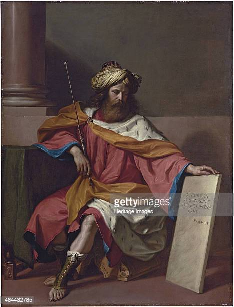 King David From a private collection