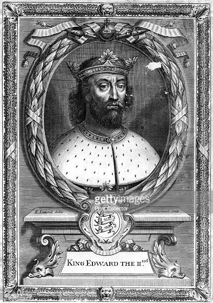 King Edward II of England Portrait of Edward who ruled from 1307 until he was deposed in January 1327 He is thought to have been murdered later that...