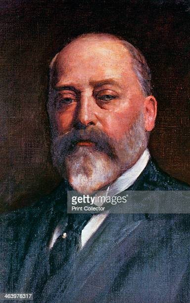 King Edward VII c1902 Edward VII was King of the United Kingdom of Great Britain and Ireland King of the Commonwealth Realms and Emperor of India He...