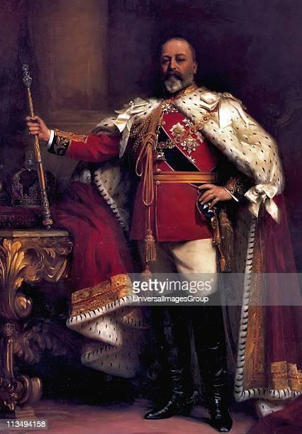 King Edward VII of England reigned 19011910