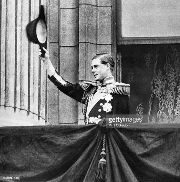 King Edward VIII 1936 Edward succeeded his father George V to the throne as King Edward VIII in 1936 He ruled from ruled 20 January 1936 until 11...