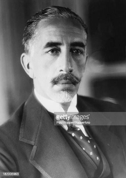 King Faisal I of Iraq circa 1925 A member of the Hashemite dynasty he reigned from 1921 until his death