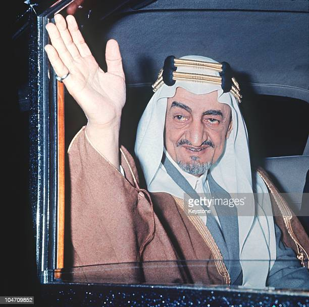 King Faisal of Saudi Arabia in 1967