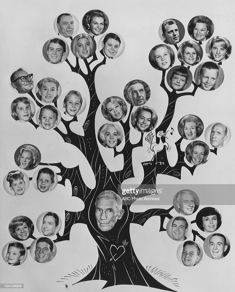 FAMILY - 'King Family Tree Sketch' - Airdate March 4, 1965. (Photo by ABC Photo Archives/ABC via Getty Images) GRANDPA