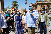 Spanish Royal Tour - Seville