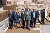King Felipe Of Spain Inaugurates 'Molinete' Museum