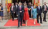 Spanish Royals Commemorate First Democracy Election