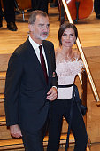 Spanish Royals Attend Princess of Asturias Awards...